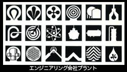 新潟鉄工プラント・ピクトグラム
