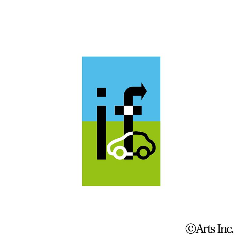 株式会社ifロゴマークデザイン