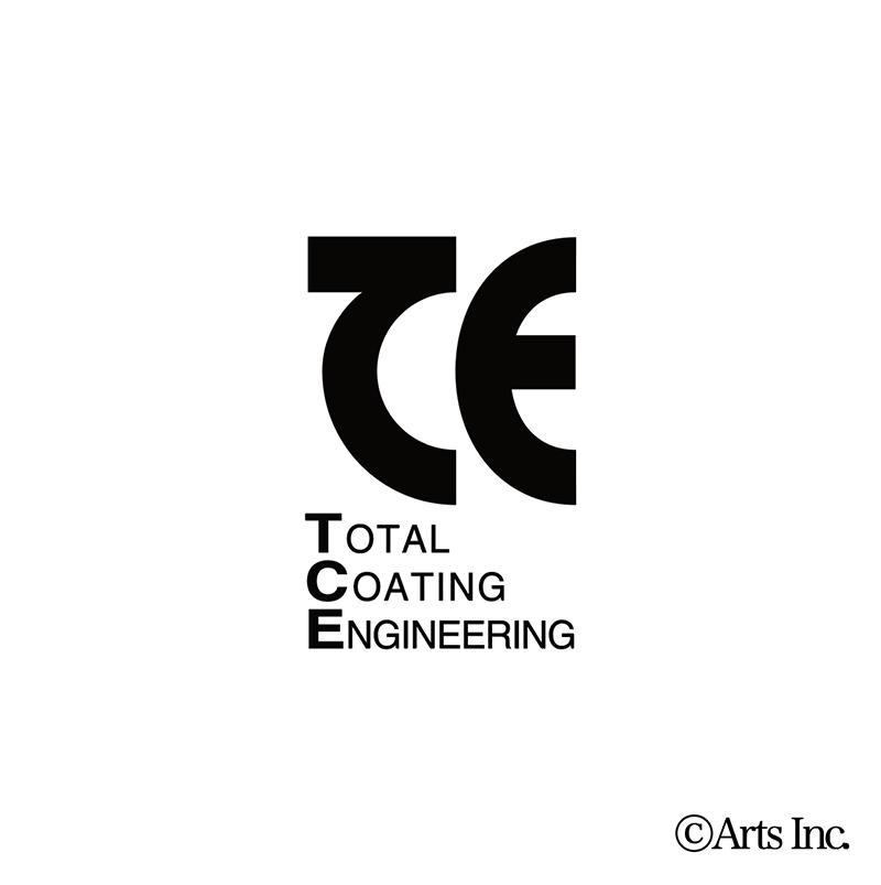 TCE ロゴマークデザイン